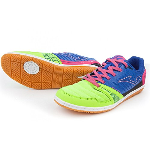 Scarpe da calcetto JOMA SALA MAX 511 FLUOR-ROYAL INDOOR