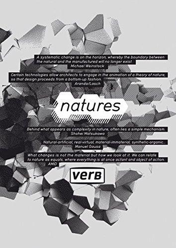 VERB NATURES (Actar's Boogazine) by Irene Hwang (1899-12-30)