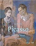 Le jeune Picasso - La période bleue et rose
