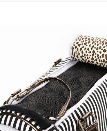 Gollyking Fashion Dog Carrier Dog Handbag Dog Purse Tote Bag Pet Cat Dog Hiking Backpack (Jeans) 4