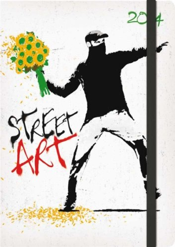 Descargar Libro Street Art 2014 Agenda (Unisize Agenda) de Unknown