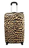 Koffer, Reisegepäck, Trolley by Heys - Premium Designer Hartschalen Koffer - Novus Art Leopard Light Handgepäck