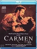 Bizet: Carmen in 3D [Blu-ray] [2010]