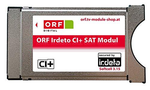 ORF Irdeto CI+ Modul für die ORF ICE Karte für den Empfang von ORF, ATV und HD Austria (Modul Neues)