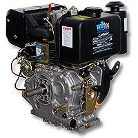 Motor diesel LIFAN 186 6,3kW (8,6CV) 25mm con alternador y