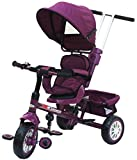 #9: Amardeep Multipurpose Baby Tricycle 1-5 years Purple B32