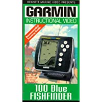 Garmin 100 Blue Fishfinder Instructional Training Video