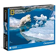 clementoni 39304 puzzle 1000 chimpanzees national geographic