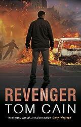 Revenger by Tom Cain (2013-07-18)
