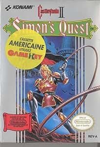 Castlevania II 2 - Simon´s Quest (Nintendo NES) gebr.