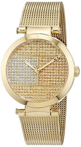 Tommy Hilfiger Femme Analogique Classique Quartz Montres bracelet avec bracelet en Acier Inoxydable - 1781867