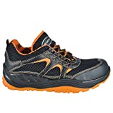 Cofra, 40-55010000-40, Scarpe di sicurezza S1P SRC Shiatsu Maxi Comfort 55010-000 scarpe da ginnastica, taglia 40