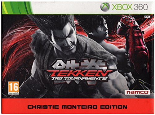 TEKKEN TAG TOURNAMENT 2 - CHRISTIE MONTEIRO 360