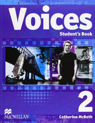 VOICES 2 Sb - 9780230033696