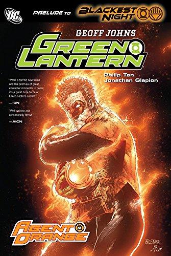 Green Lantern: Green Lantern Agent Orange Cover Image