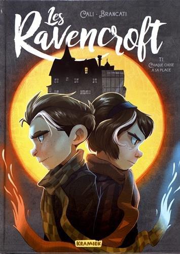 Ravencroft (Les) n° 1<br /> Chaque chose à sa place : Les Ravencroft, 1