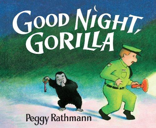 Good Night, Gorilla (English Edition) -