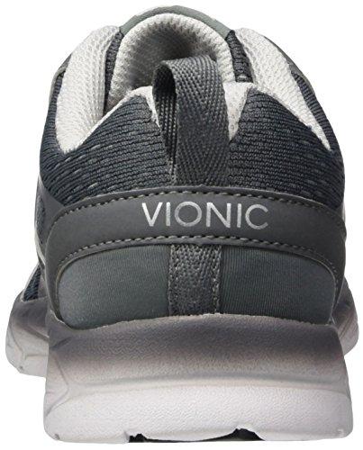 Vionic Womens Brisk Miles Mesh Trainers Grey