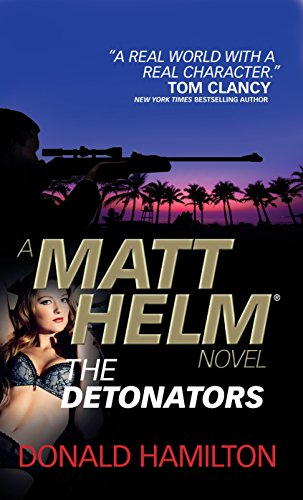Image result for the detonators a matt helm novel