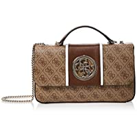GUESS Womens Handbag, Brown - SS718621
