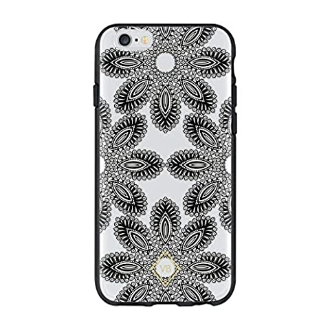Vera Bradley Designer Cell Phone Case for iPhone 6/6S - Blanco Bouquet