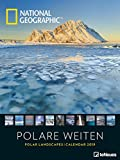 Polare Weiten 2019 National Geographic - National Geographic-Kalender, Wandkalender, Posterkalender, Naturkalender  -  48 x 64