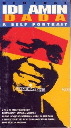 Preisvergleich Produktbild General Idi Amin Dada: A Self Portrait [VHS]