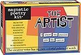 The Artist - Fridge Magnet Set - Fridge Poetry