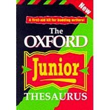 OXFORD JUNIOR THESAURUS (NEW ED)