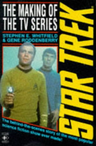 Cover of The Making Of Star Trek