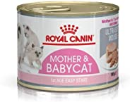 Royal Canin Mother & Babycat Wet Food 12x 195g Tray