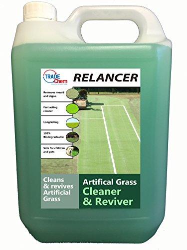 Relancer–Detergente antibattericoper prato artificiale al profumo di erba appena tagliata
