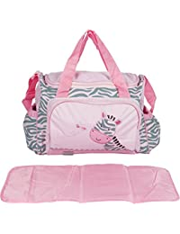 Multipurpose Diaper Bag With Changing Mat Baby Diaper Nappy Changing Bag Mummy Handbag Mother Bag Baby Things...