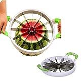 Newnet Wassermelone Slicer Obstschneider Küchenutensilien Gadgets Große Melone Slicer