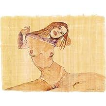 Lust: Erotische Aquarelle von Cornelia Schleime