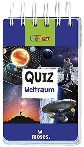 GEOlino Quiz Weltraum | 100 spannende Fragen und Antworten | Für Kinder ab 8 Jahren