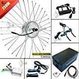 #4: 24V Front Wheel Electric Bicycle Motor Conversion Kit 250W Ebike kit DIY