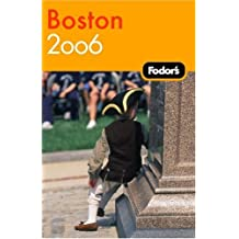 Fodor's 2006 Boston