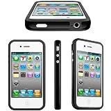 Original Apple Bumper iPhone 4 4S Schwarz - MC839ZM/A