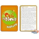 Megableu - 678051 - Jeux de voyage et de poche- Ni Oui/Non Pocket Nature