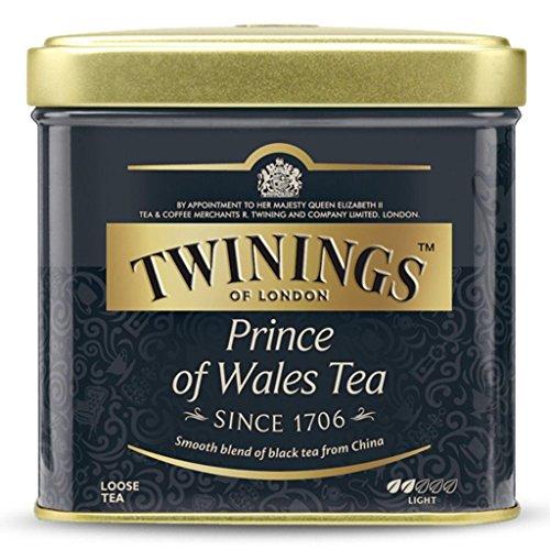 Twinings Té Suelto - Prince of Wales Tea - Delicada