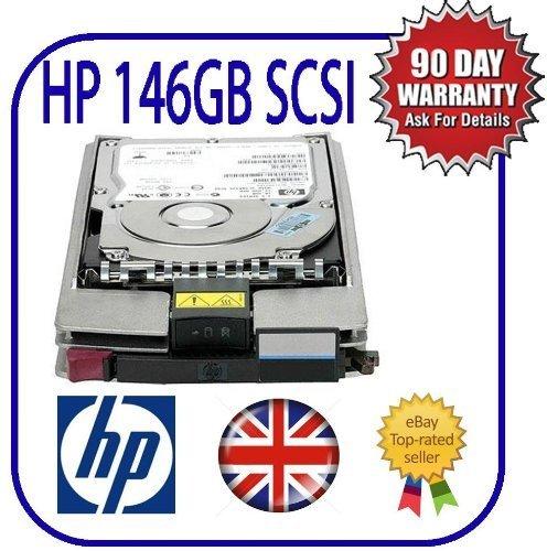 HP BF1468A4CC Festplatte HDD mit Festplattenrahmen /Caddy,SCSI 15K, 9cmbreit, Ultra320,146,8GB -