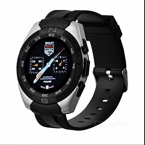 Business Casual montre de sport, Bluetooth montre bracelet, bracelet Smart Course à Pied, Sports Digital montre bracelet pour homme femme Unisexe, moniteur de fréquence cardiaque, montre GPS de course