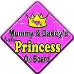 SWIRL MUMMY & DADDY'S LITTLE PRINCESS...