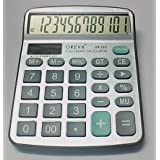 Oreva Calculator - Solar & Battery OR-212 Assorted Colour