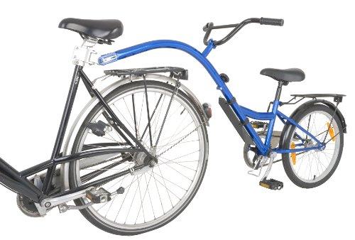 terrabikes Nachläufer Trailer Bike Kinderfahrrad, blau, one size