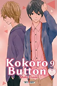 Kokoro Button Edition simple Tome 9