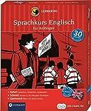 Compact Lernkrimi-Sprachkurs Englisch: Spannend Sprachen lernen. Für Anfänger & Wiedereinsteiger - Niveau A1 / A2