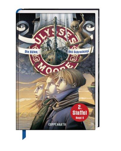 Preisvergleich Produktbild Die Häfen des Schreckens: Ulysses Moore (Bd.6/2.Staffel)