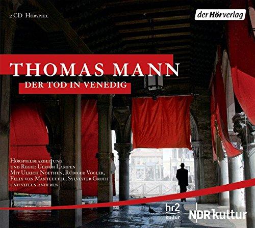 Buchseite und Rezensionen zu 'Der Tod in Venedig' von Thomas Mann